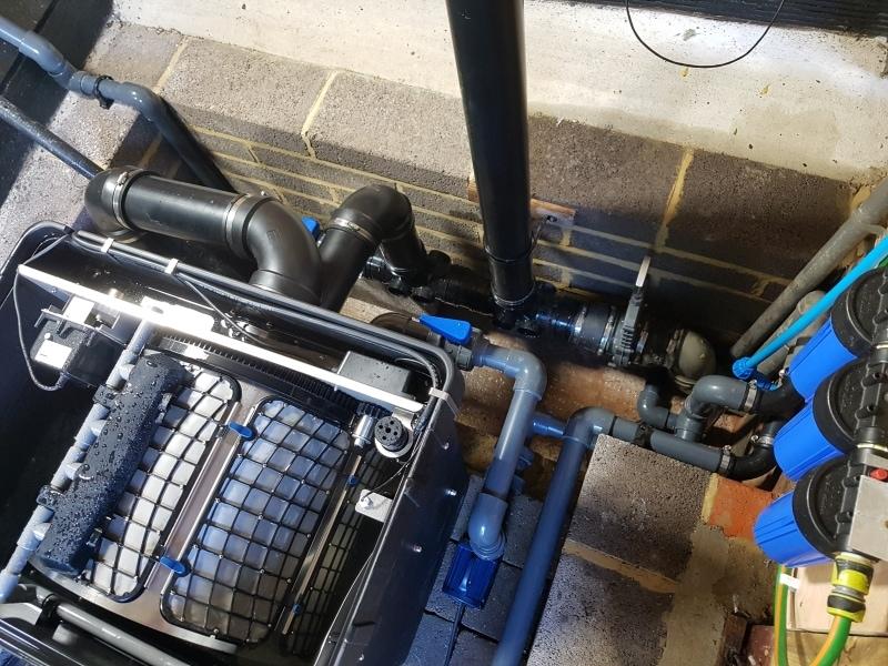 Pond pump system